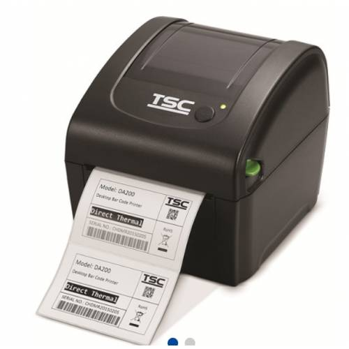 DA210 NON LCD & USB + RS232 Desktop Barcode Printer